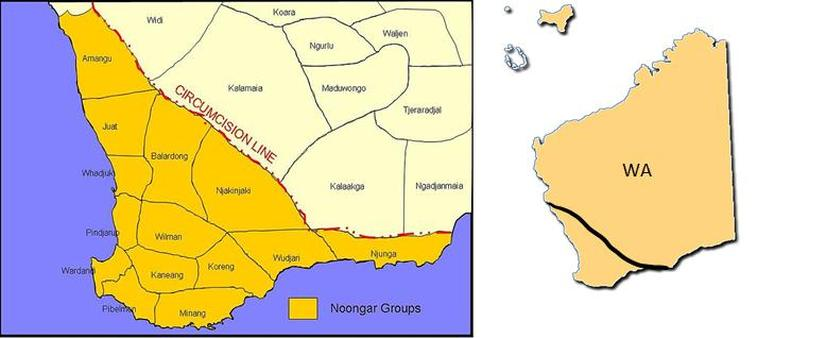 Indigenous People of the SouthWest of Australia Home